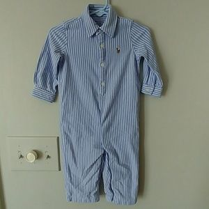 Ralph Lauren coverall (boy)